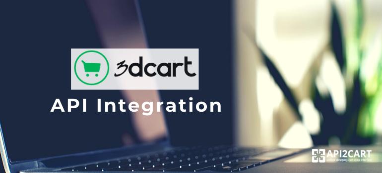 3dcart api integration