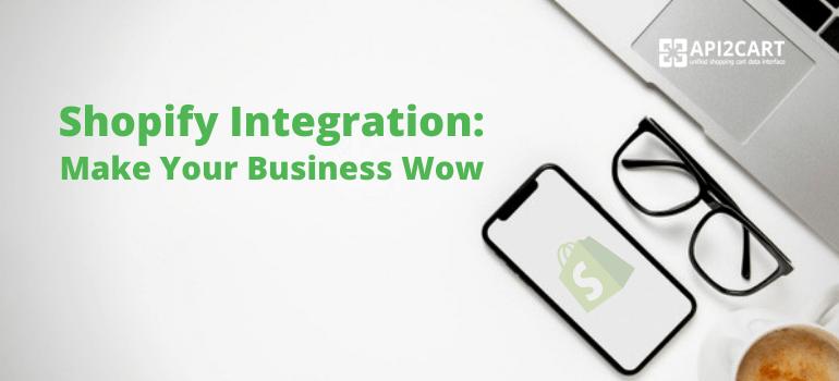 shopify platform integration