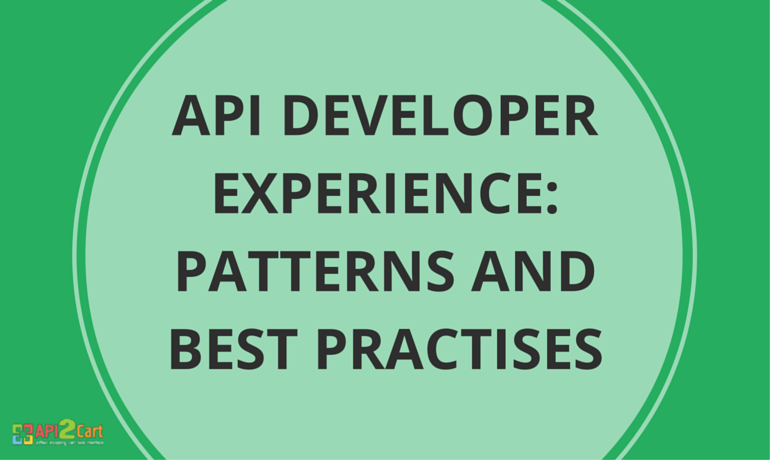 API Developer Experience- Patterns and