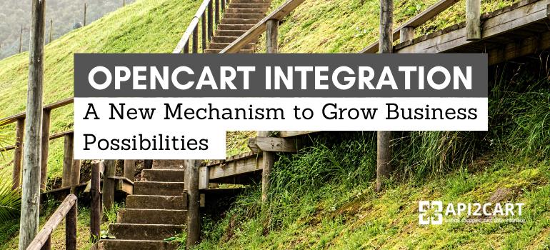 opencart integration