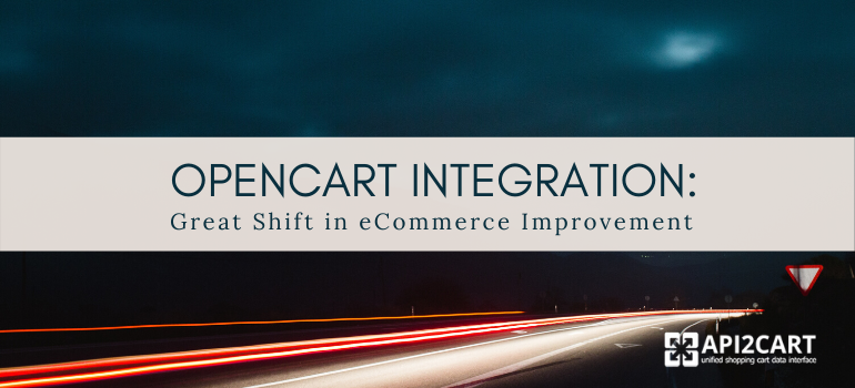 opencart integration