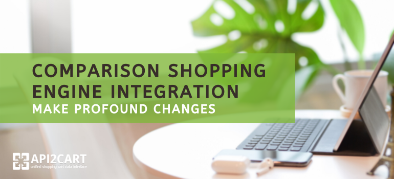 comparison shopping engine integration