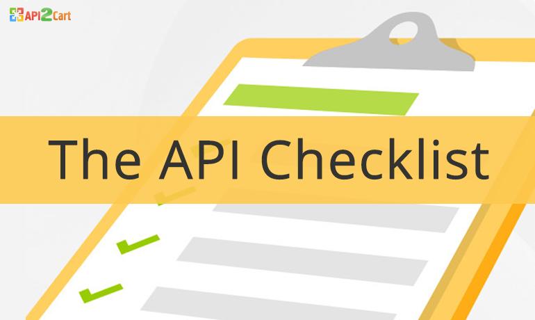 api-checklist
