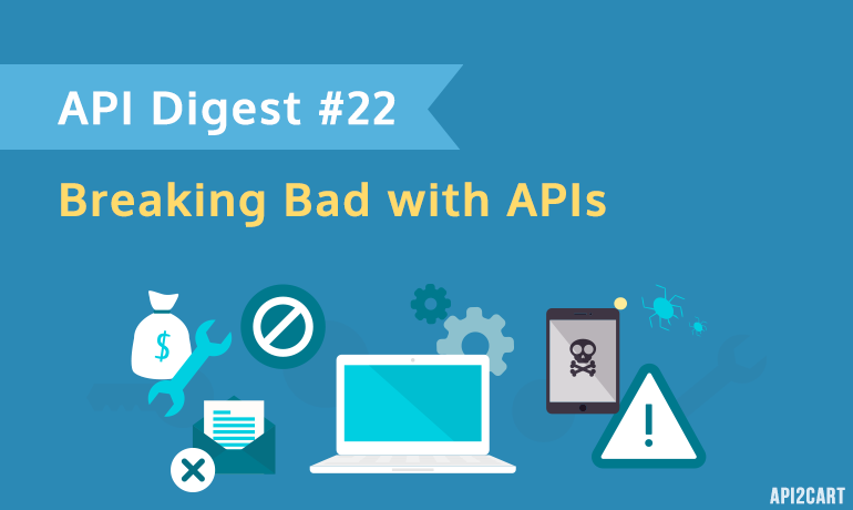 Breaking Bad with APIs