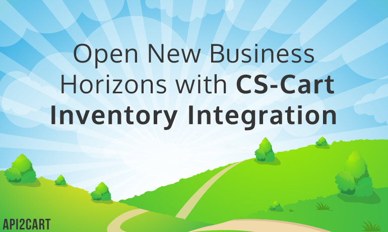 cs-cart inventory integration