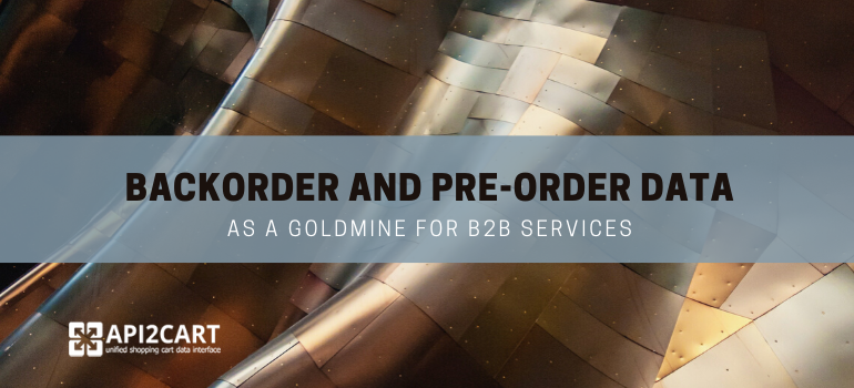 backorder and pre-order