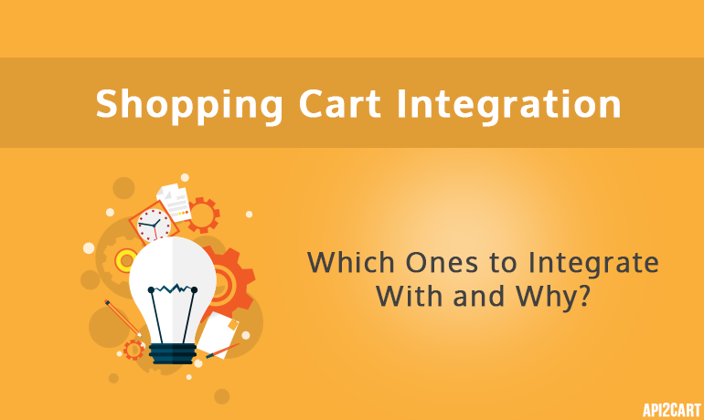 Shoping cart integration
