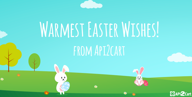 Easter Wishes from api2cart