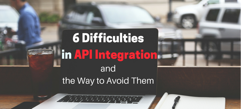 difficults in api integration