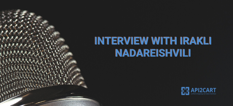 Irakli Nadareishvili interview