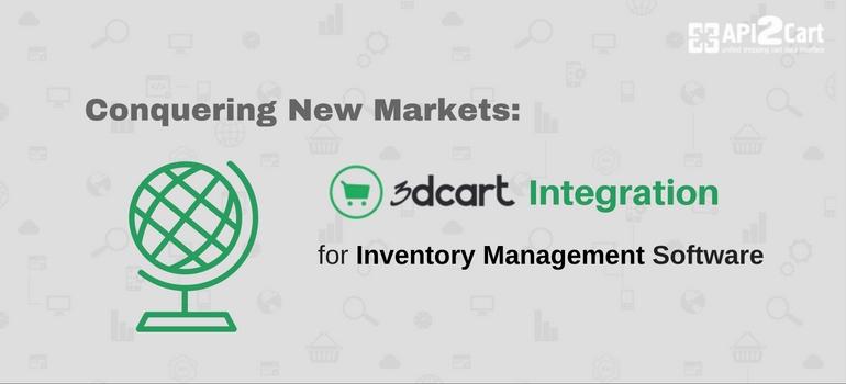 3dcart inventory integration