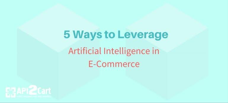 Artificial intelligence in e commerce