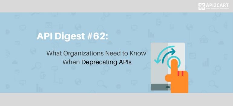 API Digest #62