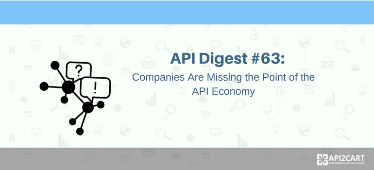 APIs are everywhere: Why?
