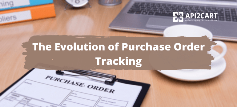 purchase order tracking