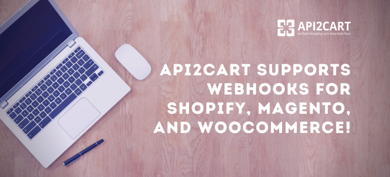 shopping cart webhooks
