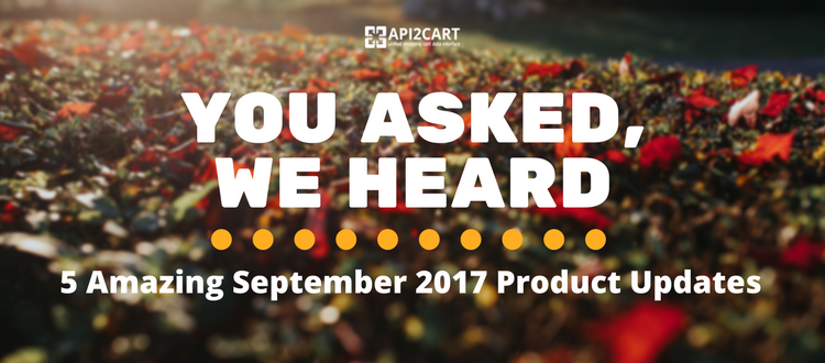 API2Cart Product Update
