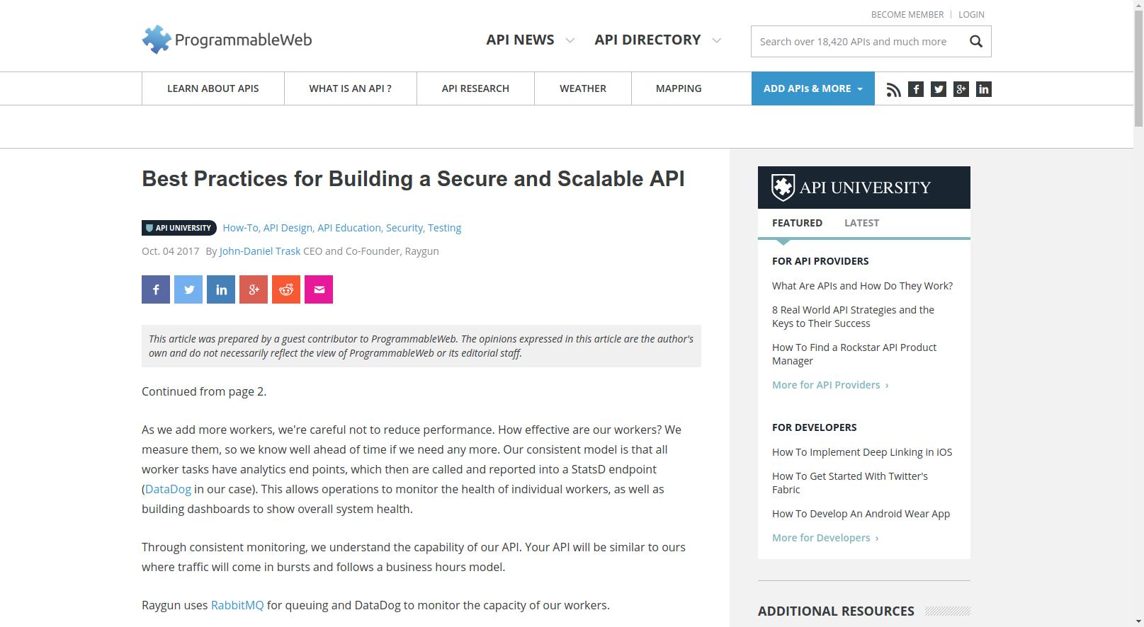 API Digest #79  API Economy Boosting Principles - API2Cart