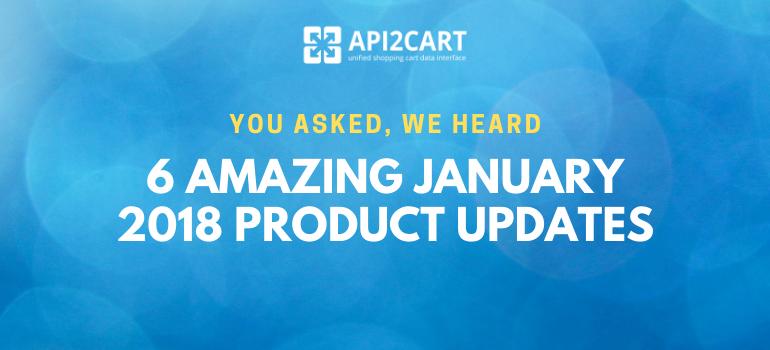 api product updates