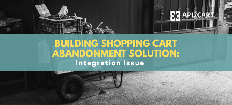 cart abandonment solution