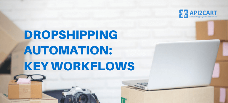 dropshipping automation workflows