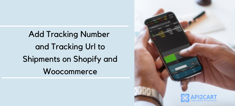 add tracking urls to orders