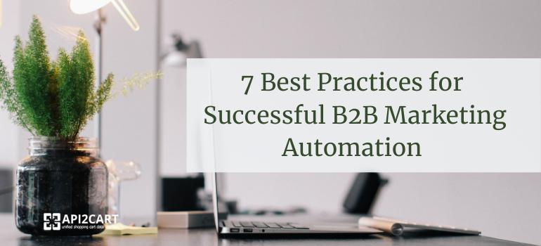 B2B marketing automation