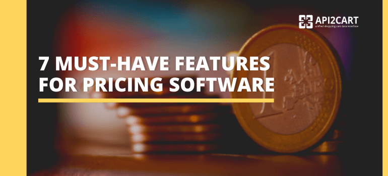 pricing software features