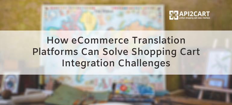 eCommerce translation