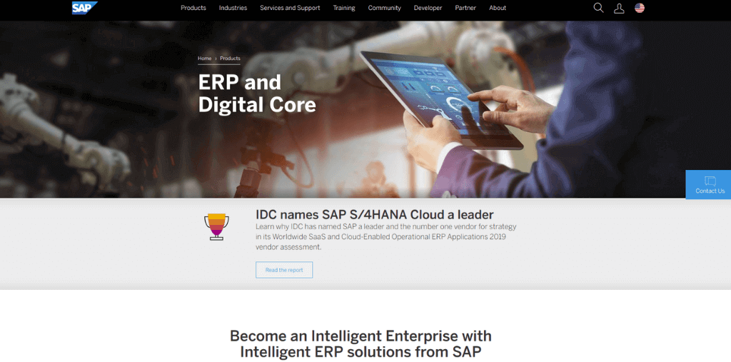 Top 5 Enterprise Resource Planning (ERP) Systems for