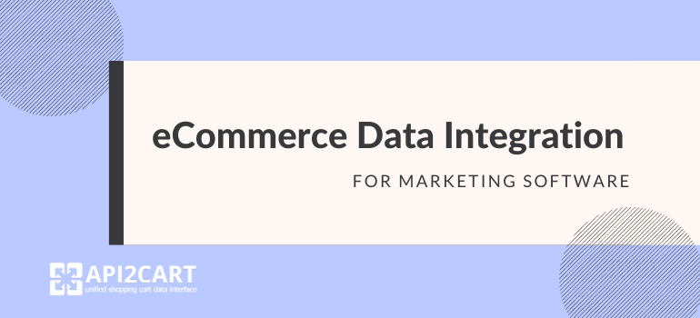 eCommerce data integration