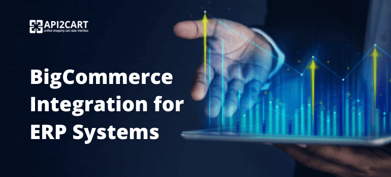 bigcommerce integration for erp