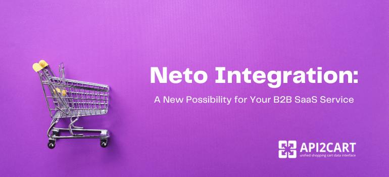 neto integration